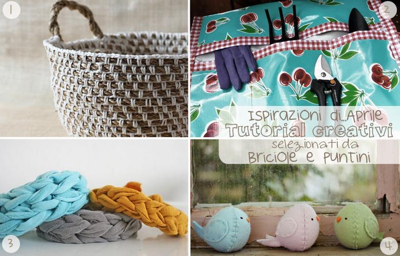 Aprile dolce creare ovvero ispirazioni creative e - Tutorial fai da te ...