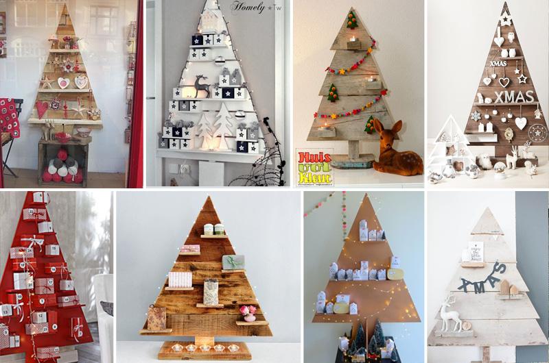 spesso Alberi di Natale in legno: tutti i tutorial compreso il mio DW15