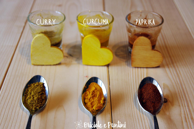 Come tingere il legno con le spezie briciole e puntini - Cucinare con le spezie ...